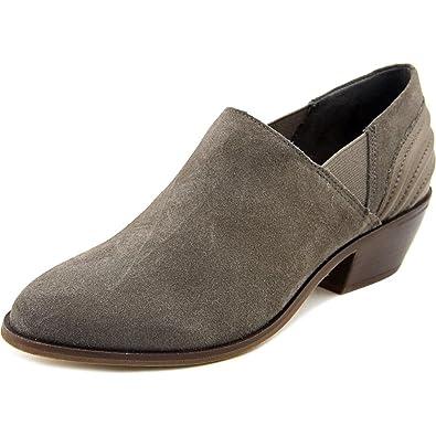 Dr. Scholl s Women s Jassy - Original Collection Brushed Nickel Leather ... af85cbe7c40