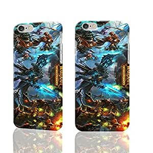 World Of Warcraft 3D Durable Hard Unique Case For iPhone 6 Plus (5.5