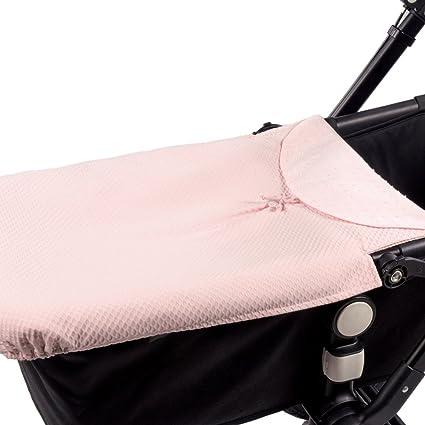 Pasito a Pasito Cuco Pique - Colcha, color rosa new cotton