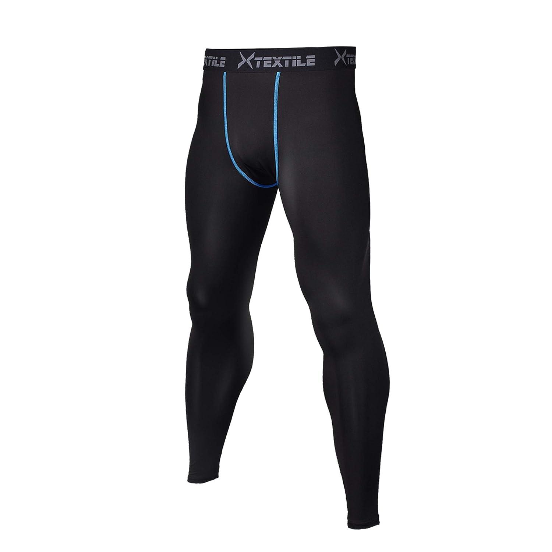 Xtextile Thermal Fleece Winter Gear Sports Compression Baselayer Mock Long Sleeve Shirt /& Pants