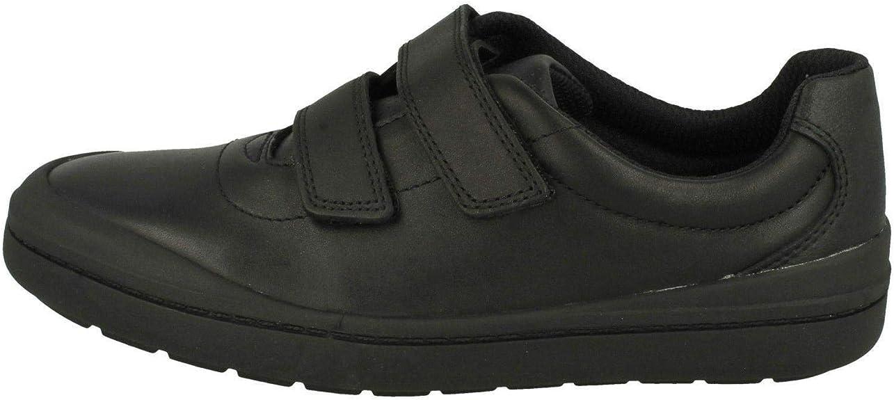 Boys Clarks Smart School Shoes Rock Verve K