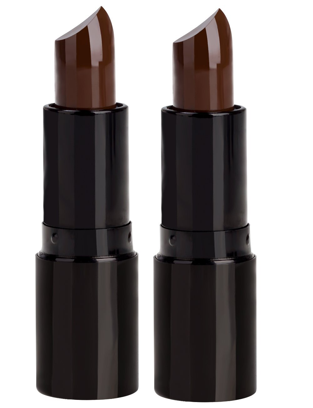 Professional Hair Chalk Lipstick Hair Color Pen Non-toxic Olive Oil In Cover White Crayon Temporary Hair Dyeing (2 Packs-Coffee-Coffee) Joyous