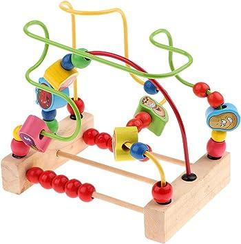 Baoblaze Rompecabezas de Figuras de Madera Juguetes de Primera Infancia Juegos de Mesa - Vegetales: Amazon.es: Juguetes y juegos