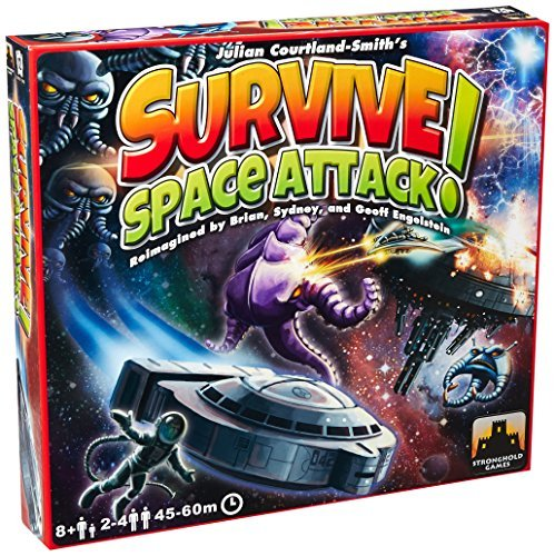 Survive  Space Attack by Stronghold Games