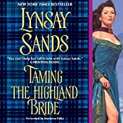 Taming the Highland Bride | Lynsay Sands