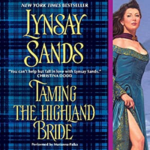 Taming the Highland Bride Audiobook
