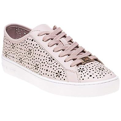 3256b86bb702 Michael Kors Keaton Lace Up Trainers Pink 3 UK  Amazon.co.uk  Shoes   Bags