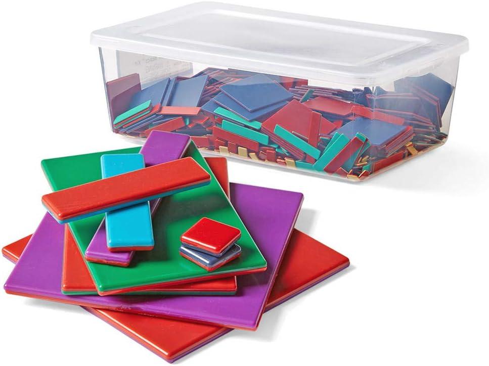 algebra manipulatives plastic algebra tiles