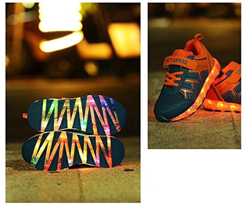hommes / femmes est del sport de tarification evlyn usb éclairage del est Basket  clignotants chaussures pour des enfants pas si cher connue pour la bonne qualité vw2361 bon prix 8f447f