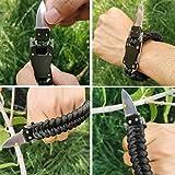 WEREWOLVES Paracord Rope Bracelet Survival