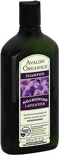 product image for Avalon Organics Nourishing Shampoo Lavender, 11 Oz (Pack of 2)