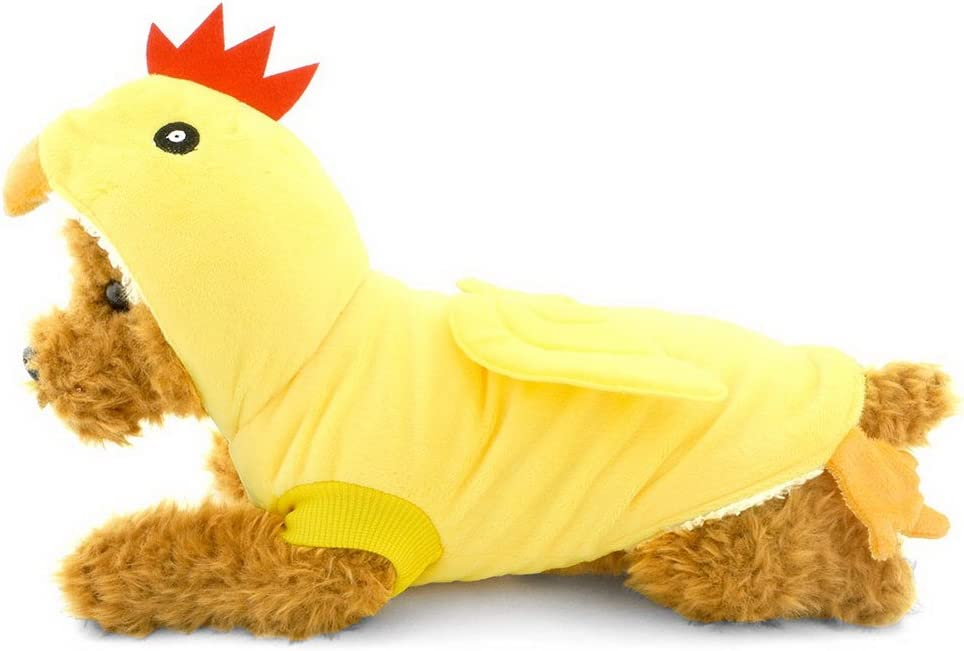 Pegasus mascota perro disfraz de pollito perchero de pared de ...