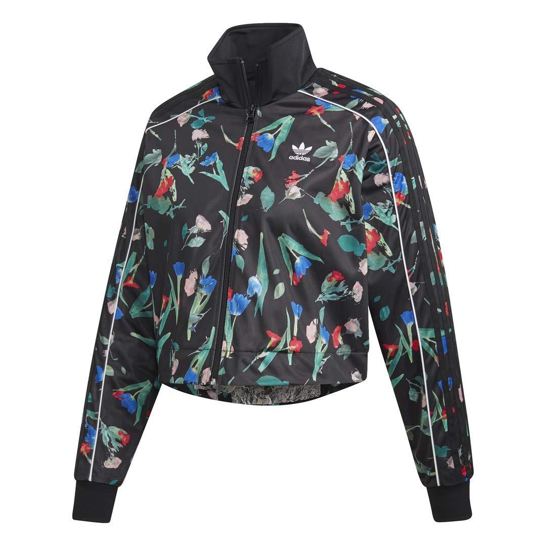 adidas Originals Women's Track Top Jacket, Multi, Medium by adidas Originals