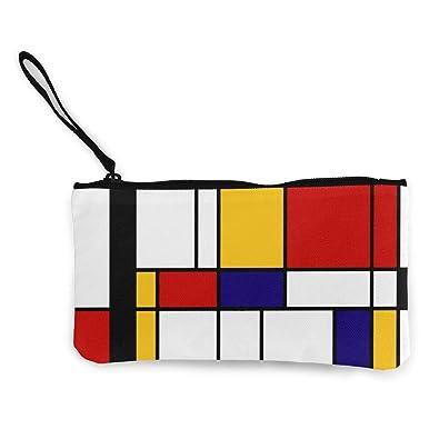 Amazon.com: Mondrian - Bolsas de maquillaje con cremallera ...
