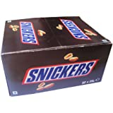 Snickers Chocolate Box - 32 Pcs