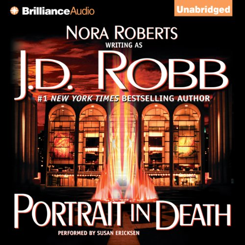 Portrait in Death: In Death, book 16 Audiobook [Free Download by Trial] thumbnail