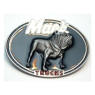 hotrodspirit - boucle de ceinture mack bulldog camion truck homme femme 4e9fb36b116