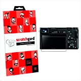 Original Scratchgard Ultra Clear Screen Protector for Sony ILCE 6000