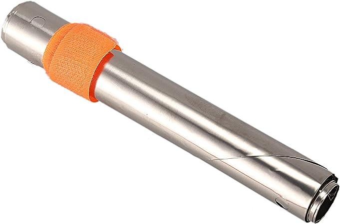Cuasting Pantalla para parabrisas de titanio ultraligera para ...