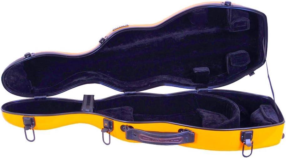 VENDEDOR AUTORIZADO Original Tonareli estuche para viol/ín 4//4 VNF1008 Rosa