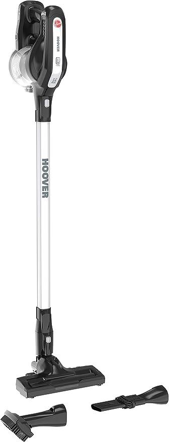 Hoover H-FREE HF18GH - Aspiradora escoba y mano sin cable,ciclónico,especial hogar,batería ion litio 18V, autonomía 25mins, 0,7L, cepillo motorizado con LED, accesorios para hogar,tapicería y rincones: Hoover: Amazon.es: Hogar