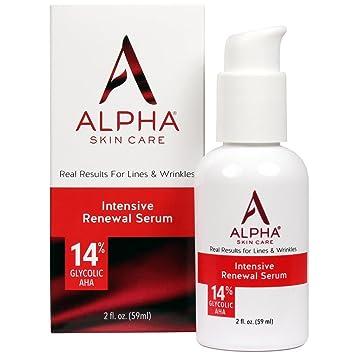 Serious skin care renewal gel