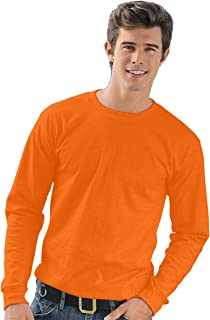 product image for Bayside Apparel 5.4 oz, 100% Cotton T-Shirt (BA5040) Orange, 3XL