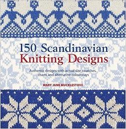 Buy 150 Scandinavian Knitting Designs Knitters Directory Book