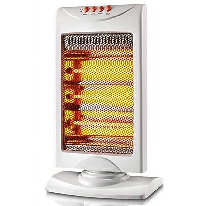 GZ Calentador Pequeño Solar con Cabeza de Agitación Calentador Eléctrico Ahorro de Energía Calefacción Doméstica Estufa