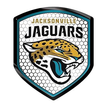 eaae86af Team ProMark NFL Jacksonville Jaguars Reflector Decal