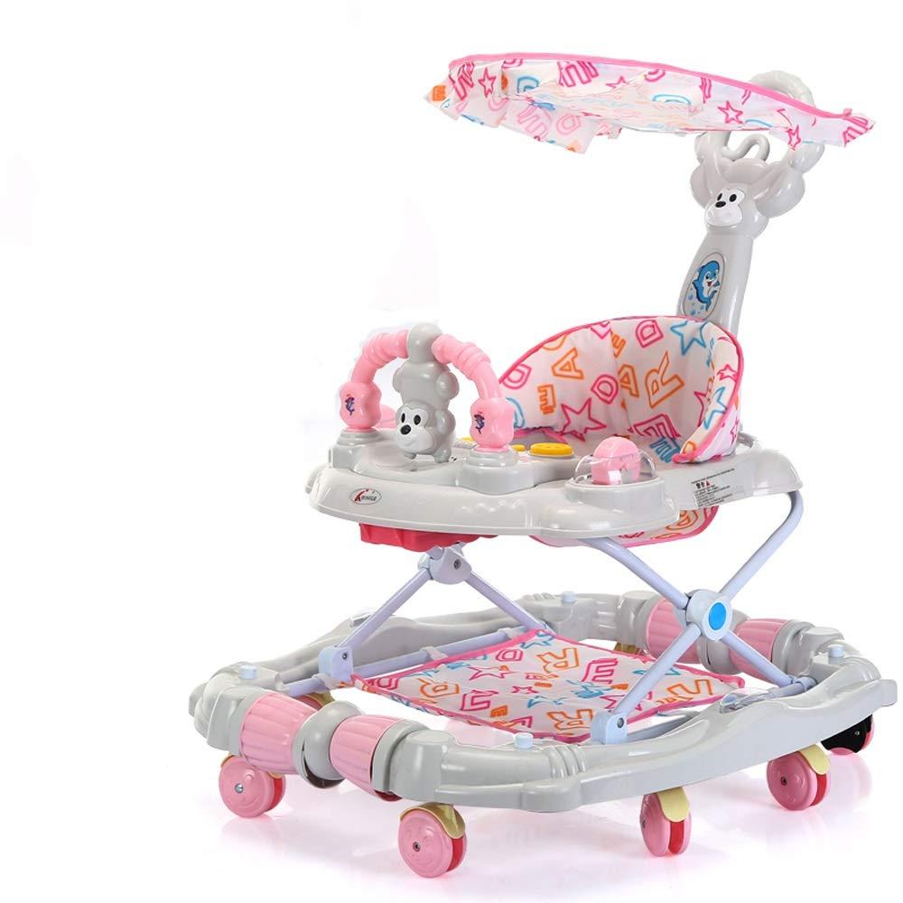 MEILA Caminador para Bebés Multifunción Empuje Antivuelco Hombres ...