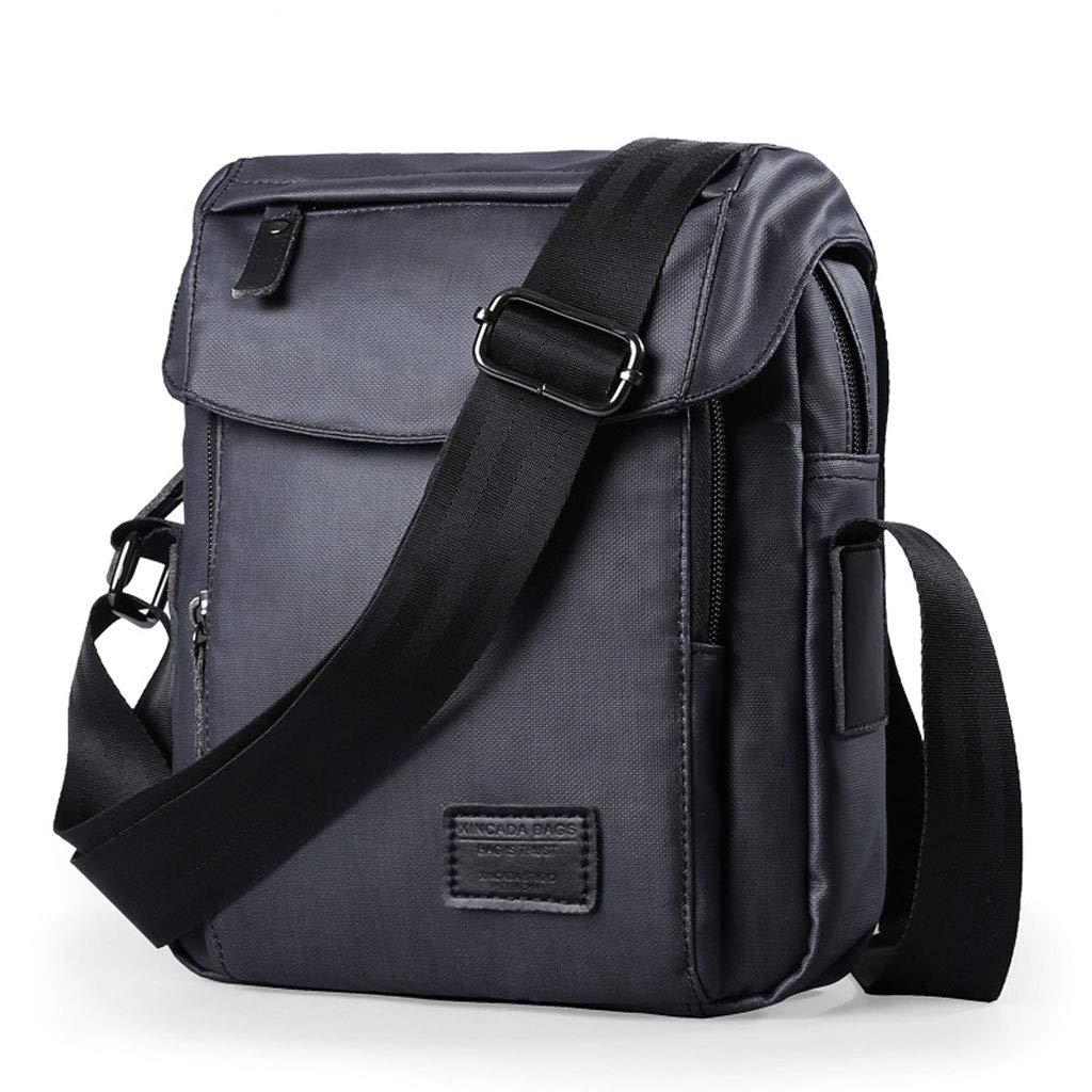 87aa67421d81 Amazon.com: LBYMYB Men's Bag Korean Casual Shoulder Bag Messenger ...