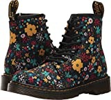 Dr. Martens Delaney Wf Boots 12 M US Little Kid Wanderflora T-Canvas
