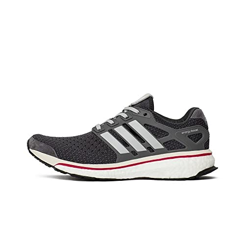 best loved efc79 72ae8 adidas - Consortium Energy Boost Run Thru Time - S81135 - Color Grey-Black  - Size 9.5 Amazon.co.uk Shoes  Bags