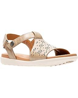 2ef593750 Clarks Unreisel Mae Women s Sandal