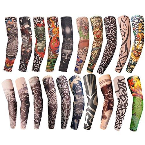 Tattoo Arm Sleeves Fake Temporary Arm Tattoos Sleeve