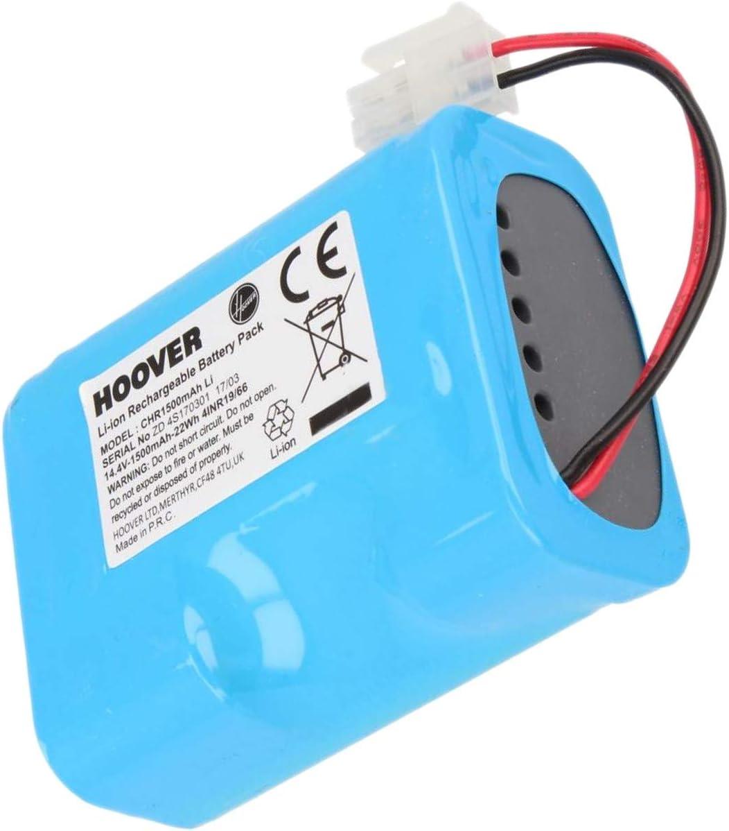 CANDY Batería Litio 220 mAh rb219 Robo. COM3 Hoover 35601403: Amazon.es: Hogar