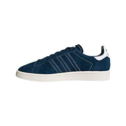 adidas Originals Campus Schuhe Blau Sneaker Leder Turnschuhe
