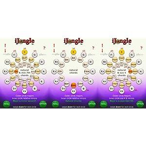 iJangle Guitarra : Circulo de Quintas - las notas de guitarra: Amazon.es: Appstore para Android
