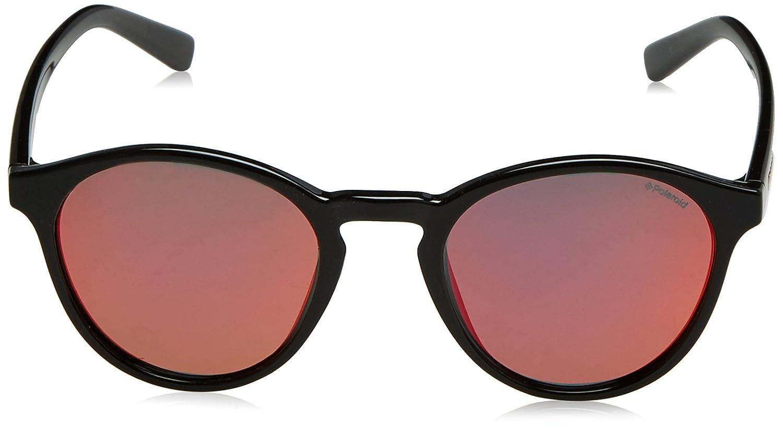 Polaroid Polarized Phantos Unisex Sunglasses - (PLD 6013/S DL5 50JY|50|Blue  Color): Amazon.in: Clothing & Accessories