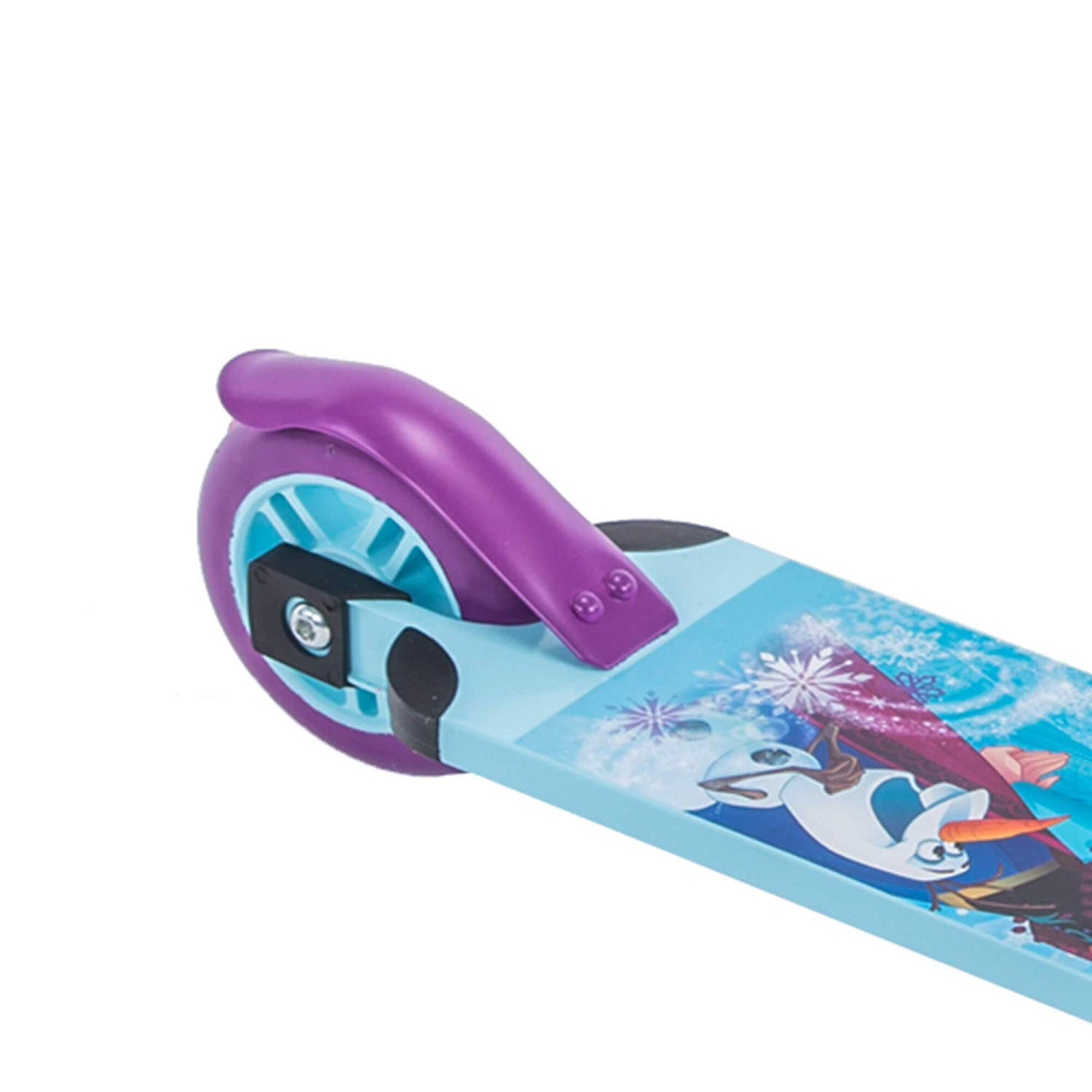 Disney Frozen Girls 2-Wheel Inline Folding Scooter, by Huffy