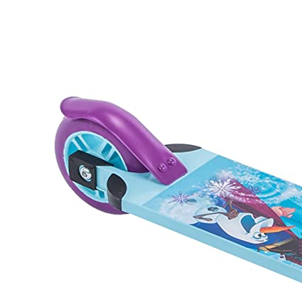 Amazon.com: Disney Frozen Girls 2-Wheel Inline Folding ...