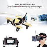 Hubsan H122D X4 Storm Racer Drone Pro 720 Caméra 5.8Ghz FPV Goggle 360 Filps (H122D Pro)