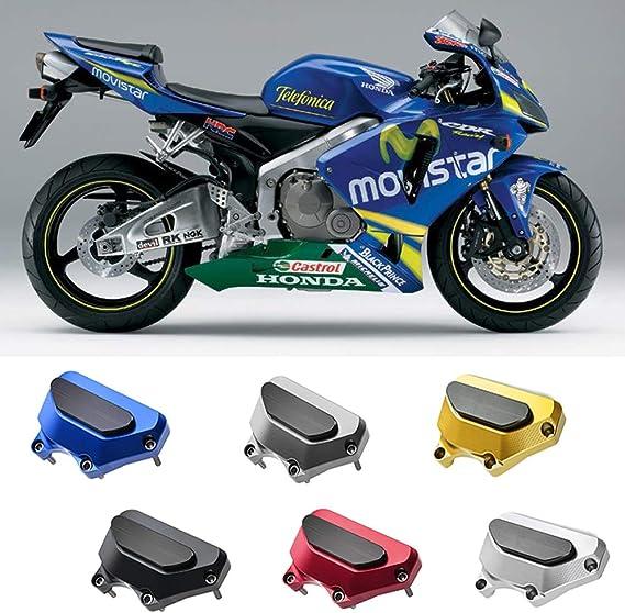 XKH B00Y8SEGXM Motorcycle Motorcycle Frame Slider Crash Protector Compatible with 2003 2006 Honda Cbr 600Rr Rr Black