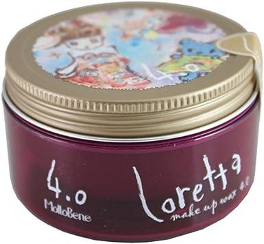 Moltobene Loretta Make Up Hair Wax 4 0 Normal 65g Health Personal Care Amazon Com