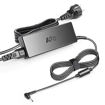 KFD 90W Adaptador de Corriente Cargador portátil para Samsung Style S51 Pro NP900X5T-XW1BR NP760XBE-XW1BR S51 Pen NP930QAA-KW1BR, Samsung Notebook 7 ...