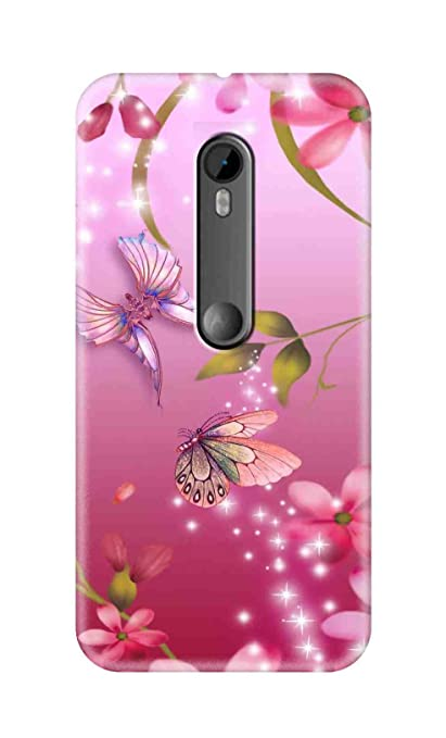 half off 572f9 c7cf4 SWAG my CASE Printed Back Cover for Motorola Moto G3: Amazon.in ...