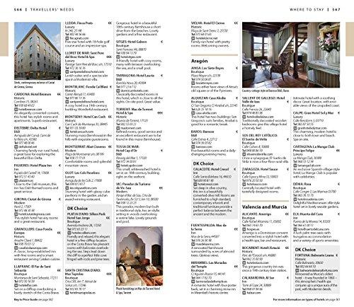 DK Eyewitness Travel Guide: Spain - 61mnWlNxSjL