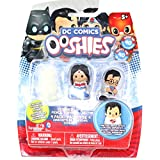 Ooshies Collectible Pencil Toppers DC Comics 4 Pack Season 1