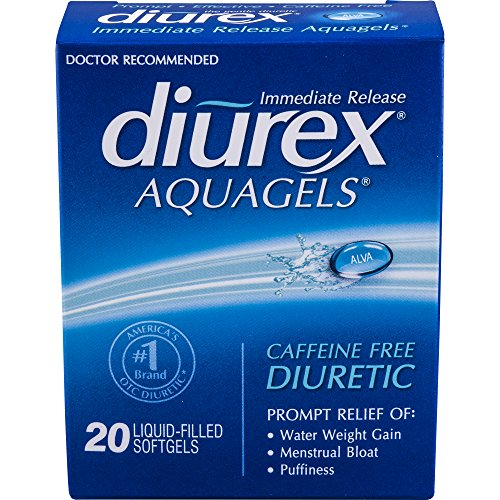 Diurex Multi Symptom Aquagels  20 Count